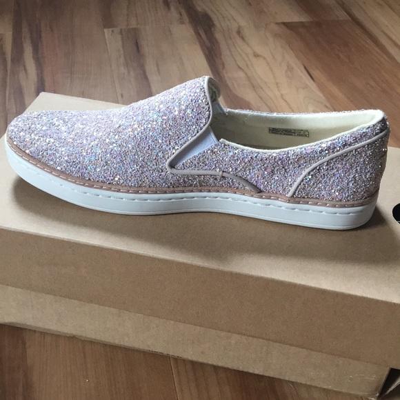 e8649b1d3dd9 UGG Adley Chunky Sparkle Glitter 6 - 6.5